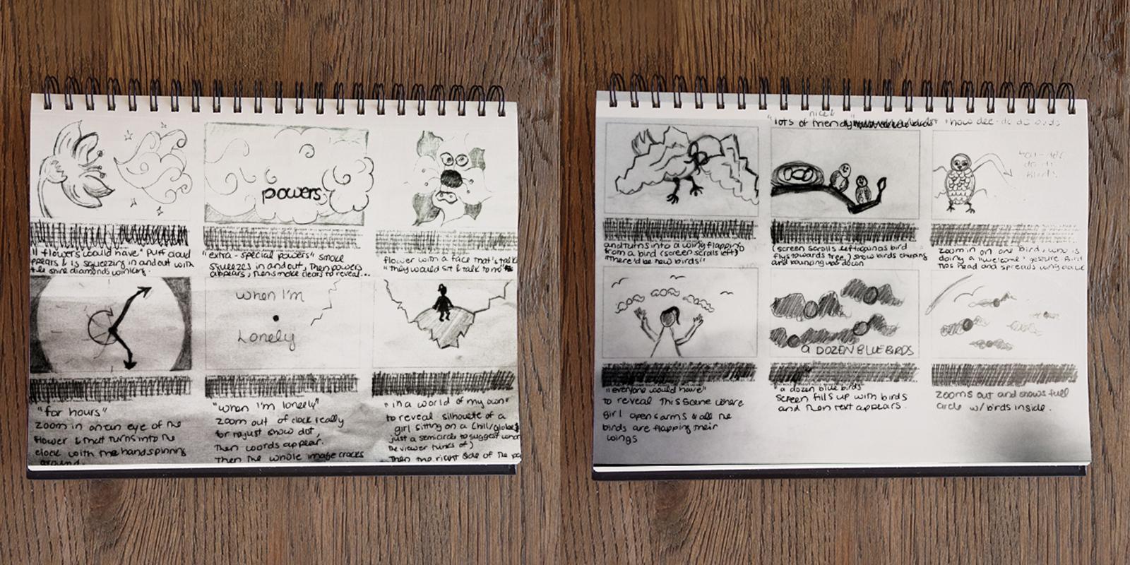 womo-sketches