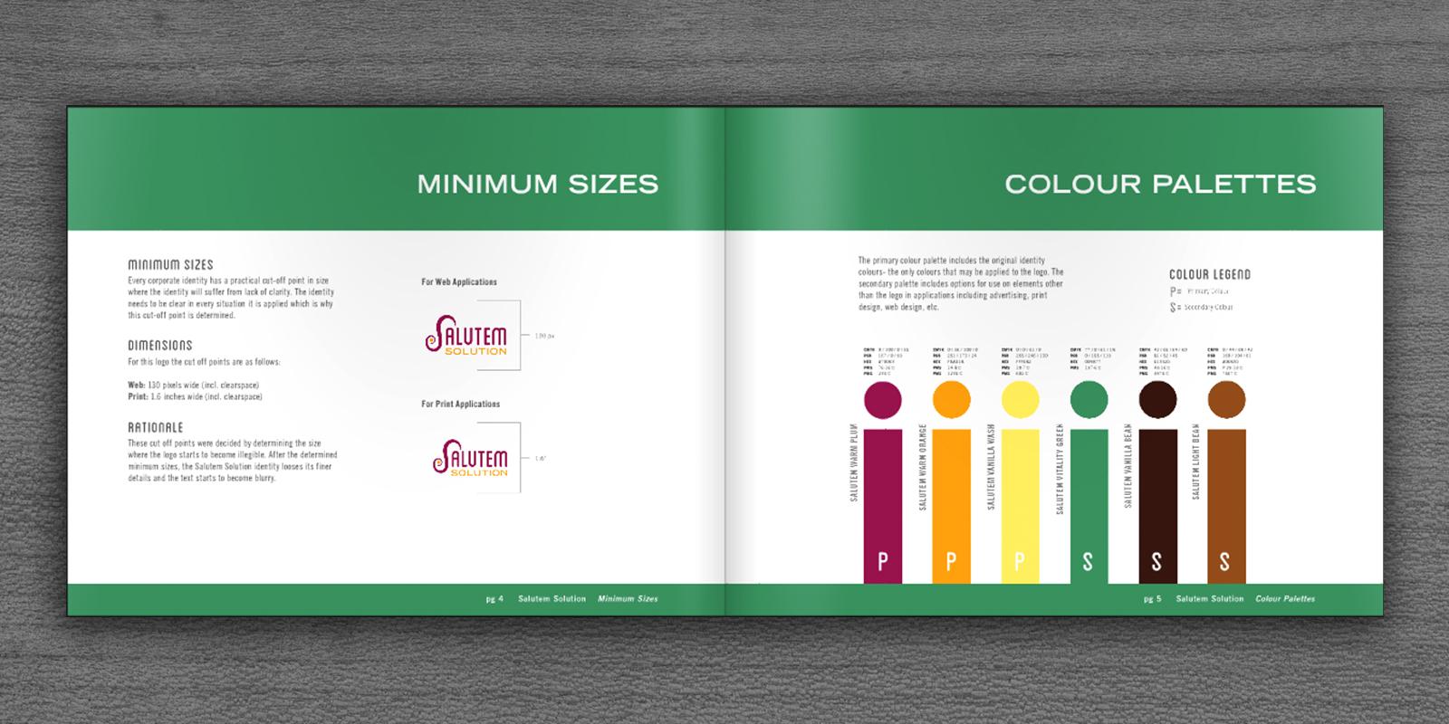 Branding Manual Pg 3-4