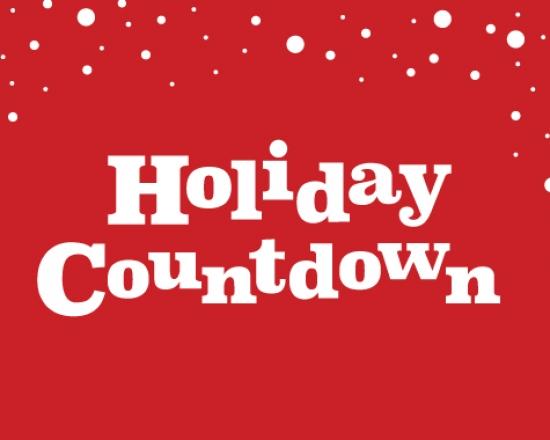 Aroma Holiday Countdown